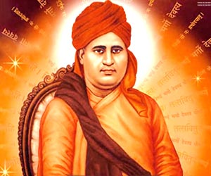 Swami Dayanand Saraswati Ki Wishes, Quotes, Slogan In Hindi