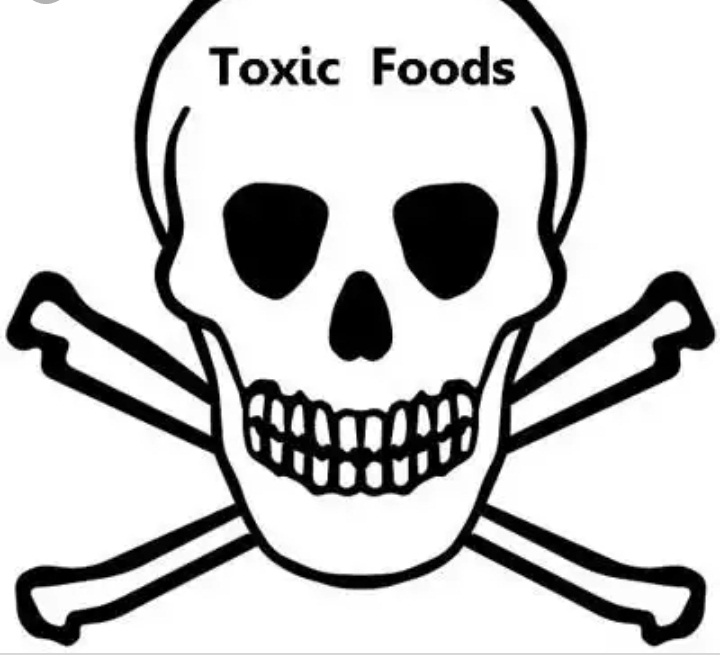 4.Canned Tomatoes(toxic foods):