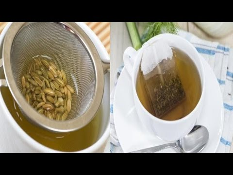 POWERFUL FENNEL TEA BENEFITS YOU MUST KNOW