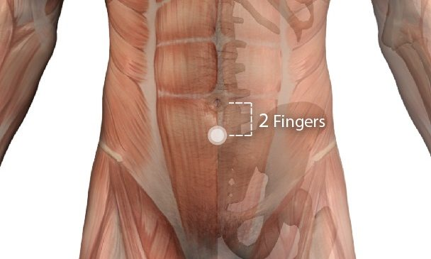 Top 6 Relaxing Acupressure Point for Quick Constipation Relief